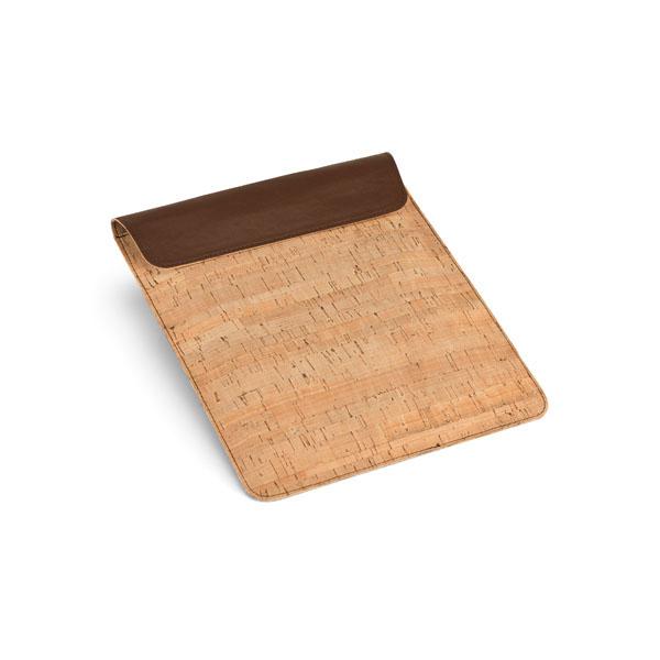 Funda tablet de corcho