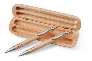 set escritura madera certificada