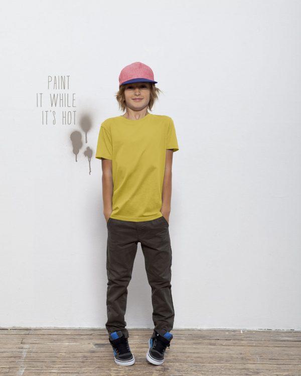 camisetas kid organic