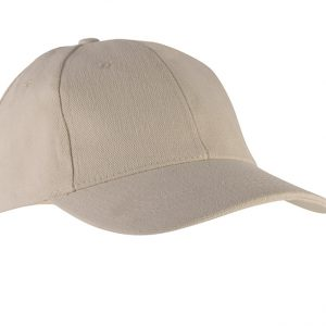 KP200- Gorra algodón orgánico