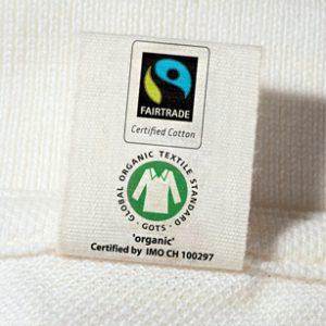 Cerificaciónes gots fairtrade