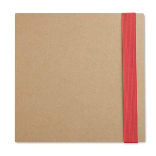 Libreta Post iT cartón reciclado
