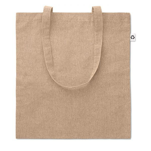 Bolsa fibras recicladas
