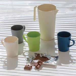 Envases y accesorios reutilizables - biodegradables