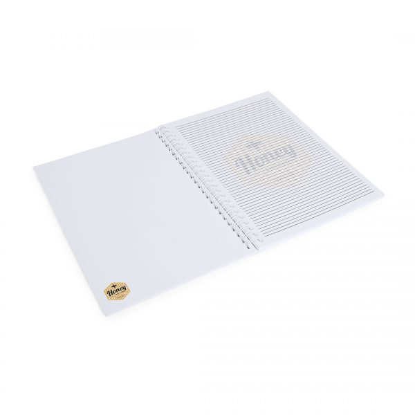 Libreta cartón personalizada