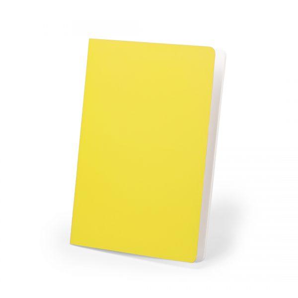 Libreta tapas cartón colores