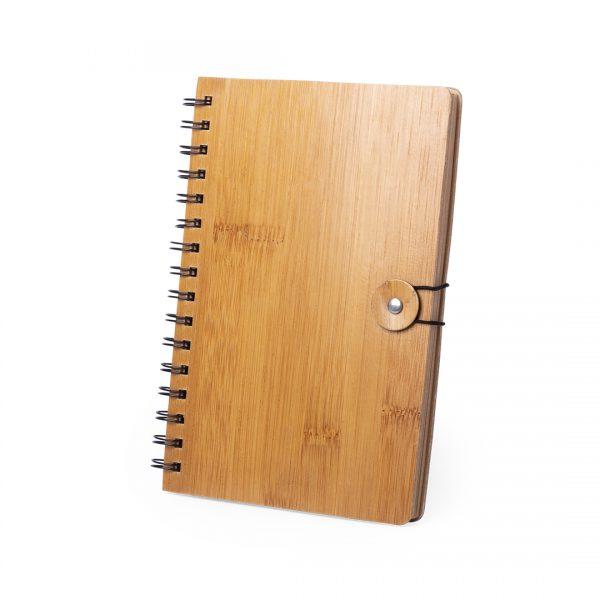 Libreta bambú
