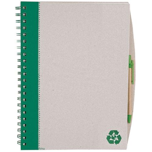 Libreta cartón reciclado A4