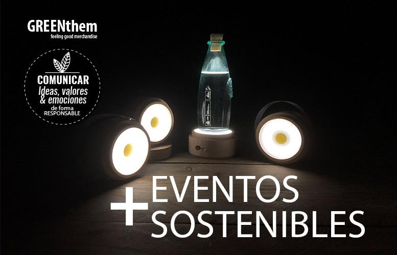 Más eventos sostenibles