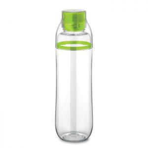 Botella reutilizable con vaso