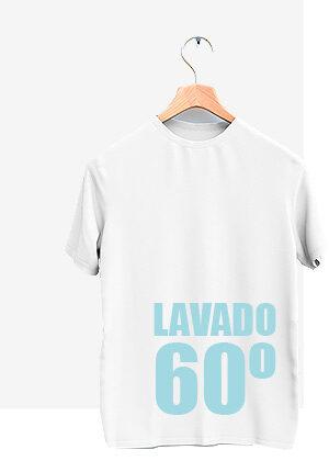 Textil para lavado a 60º